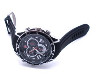 HD 1080p IR Camera Watch With Voice Control (JUE-0154)