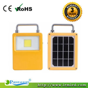 30W 50W Outdoor Emergency Camping Portable Temporary Job Handheld Solar LED Floodlight