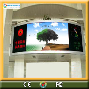 Indoor Full Color P10 LED Sign (CE UL FCC RoHS)