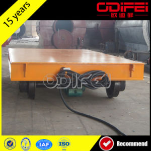 China CE Verified Electric Transfer Trailer