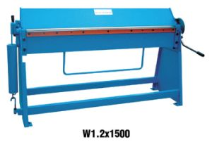 Manual Bending Machine (Pan and box Bender W1.0X2000) pictures & photos