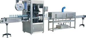 Sleeve Labeling Machine pictures & photos
