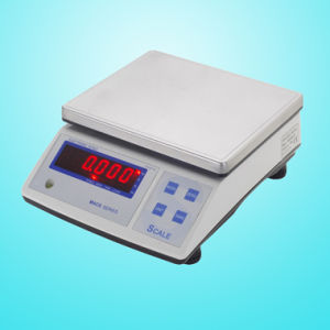 0.1g High Precision Weighing Counting Scale pictures & photos