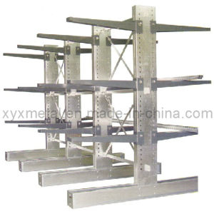 Heavy Duty Warehouse Storage Steel Cantilever Rack pictures & photos