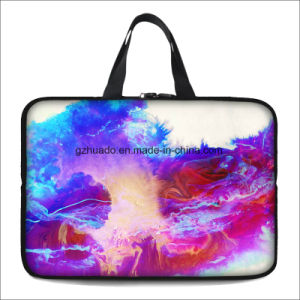 Popular Style Neoprene Laptop Sleeve 15.6 Case Computer Cover Pouch for Tablet PC pictures & photos