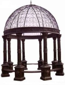 Cast Iron Gazebo (XY1026)