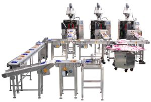 Automatic Packing Production Line (LB450) pictures & photos