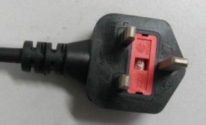 Bsi Approved Plug Cord pictures & photos