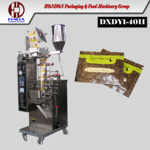 Automatic Water Pouch Packing Machine (DXDY1-40II) pictures & photos