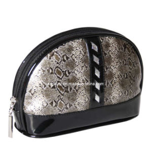 Lady Mini Cord Makeup Coin Purse Cosmetic Bag