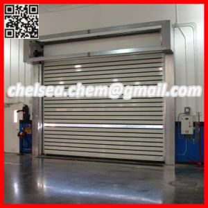 Metal Insulated High Speed Spiral Door (ST-001R) pictures & photos