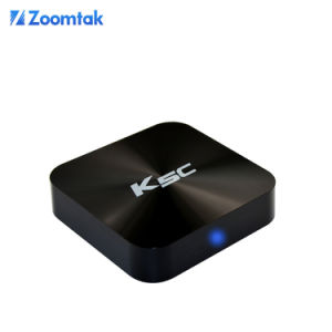 Factory Kodi 16.0 Amlogic S805 Ott TV Box Zoomtak K5c pictures & photos
