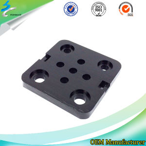 Hardware Stainless Steel Casting Caving Machine Parts pictures & photos