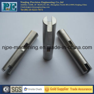 OEM High Precision Stainless Steel CNC Machining Shaft