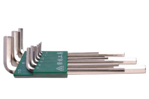 China Hot Sale Hex Key Set with Magnetic From China