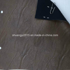Be094 Classical Embossed Synthetic Leather (PU) for Bags pictures & photos