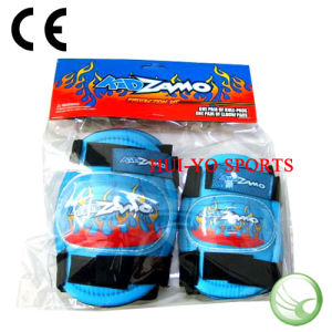 Cartoon Protective Gears, Transparent -Shell Protective Gears, Kid Sport Portectors
