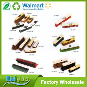 Wholesale Professional Floor Cleaning Broom Brush Garden Brush pictures & photos