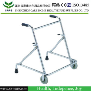Comfortable Rollator Walker with Anatomical Handgrip