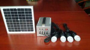 10W Portable Solar Power System pictures & photos