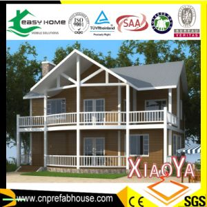 Prefabricated House with Toilet Bedroom OSB Panels pictures & photos