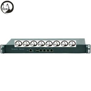 19′′ Rack J1900 Quad Core 4 Giga Ethernet Firewall Network Security Network Server Device pictures & photos