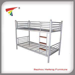 China Home Furniture Adult Metal Bunk Bed Hf007 China Metal Bunk
