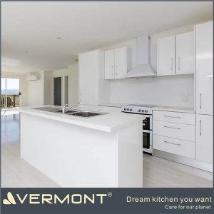 Whole White Kitchen Cabinet MDF Cabinet