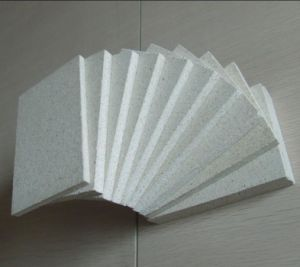 China Garage Wall Covering Fireproof Material For Fireplace Magnesium Oxide Board Gl