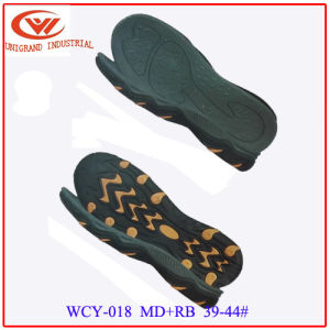 New Design Sandals Sole Fashion EVA Rb Outsole for Making Flip Flop Shoes pictures & photos