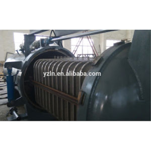 Oil Horizontal Leaf Filter for Vegetable, Palm, Chemical Industry pictures & photos
