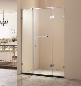 Simple Shower Door with Customized Size