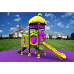 Outdoor Playground--Magic Paradise Series, Children Outdoor Slide (XYH-MH0018)