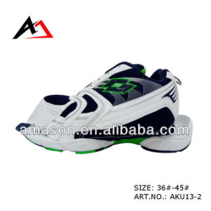 Semi-Finished Sports Shoe Uppers Cheap But Good Quality (AKU13-2) pictures & photos