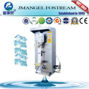 Ce Standard Factory Automatic Soft Sachet Filling Machine for Liquid pictures & photos