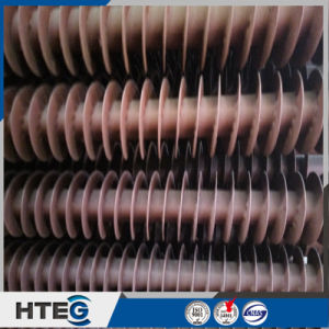 Grade a Manufacture Industrial Boiler Spiral Finned Tube Economizer pictures & photos