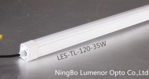 SMD 35W IP65 High Power High Lumen LED Light LED Lampled Tri-Proof Lamp for Outdoor with CE (LES-TL-120-35WA)