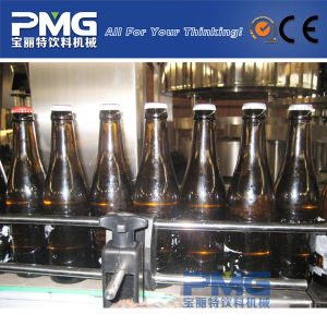 Automatic Small Glass Bottle Micro Craft Beer Filling Machine pictures & photos