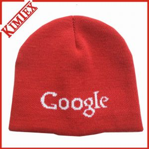 Fashion Acrylic Knitted Hat Jacquard Beanie pictures & photos
