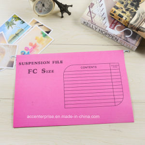 FC Size Suspension File Holder, Hanging File pictures & photos