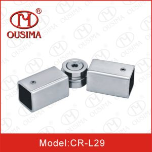 Adjustable Stainless Steel Square Tube Connector