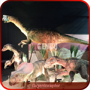 Automatic Dinosaur Animatronics Dinosaur Sculpture pictures & photos