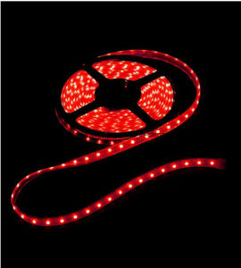 Ce and Rhos 30SMD5050 Red LED Strip