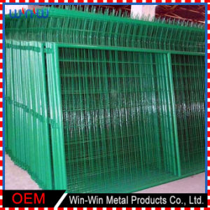 Iron Fence Supply Temporary Privacy Vinyl Metal Fence Panels
