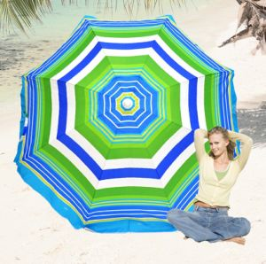 Beach Deluxe Sunshade Umbrella