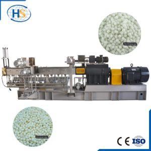 TPU TPR Tpo Plastic Granule Making Extruder for Color Masterbatch