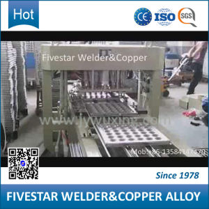 Frequency Control Multi Spot Welder for Electrostatic Floor Welding pictures & photos