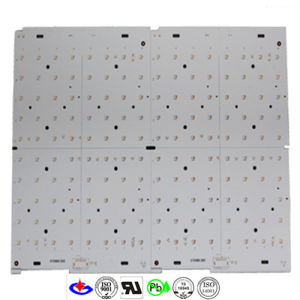 Aluminum Based PCB Circuit Board for LED Light pictures & photos