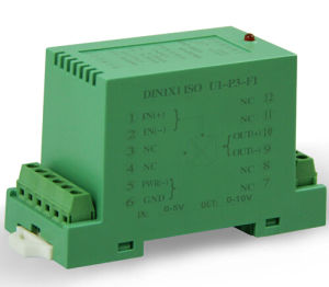 Current to Frequency Converter DIN1X1 ISO A4-P2-F6 pictures & photos