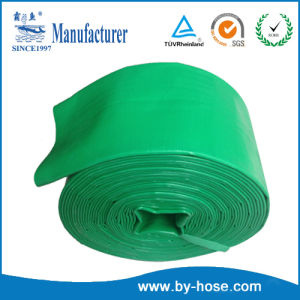 Sell High Flexible 3 Inch PVC Irrigation Water Hose Pipe pictures & photos